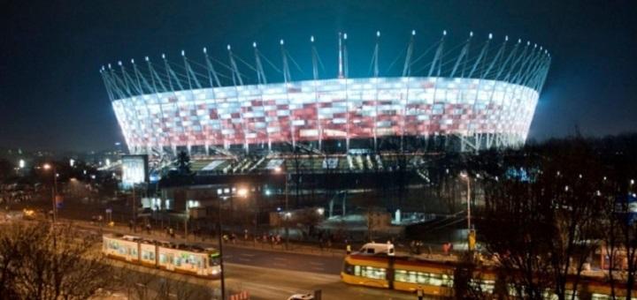 Stadion Narodowy powoli przekształca się w twierdzę