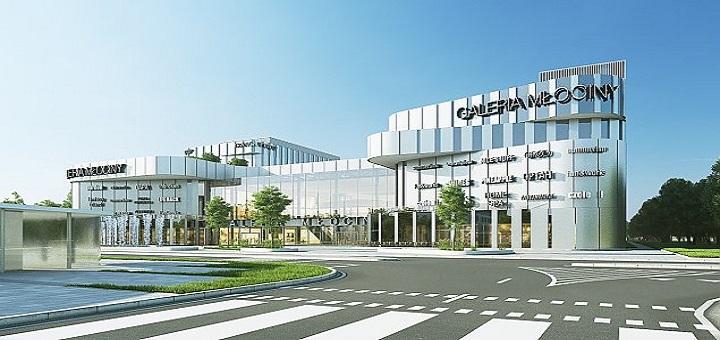 Rusza budowa Galerii Młociny