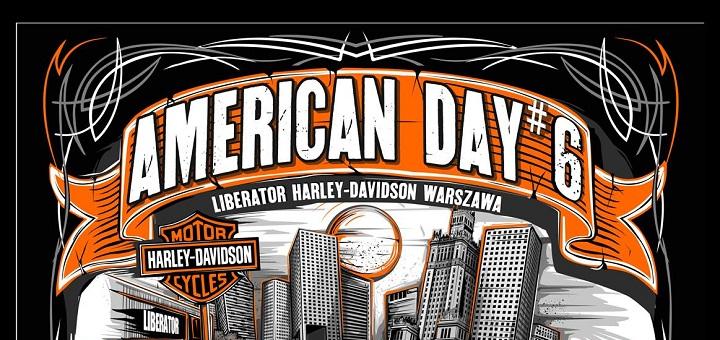 American DAY #6 - Piknik miłośników amerykańskiej motoryzacji