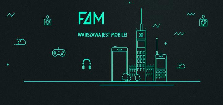 FAM - I Festiwal Aplikacji i Gier Mobilnych