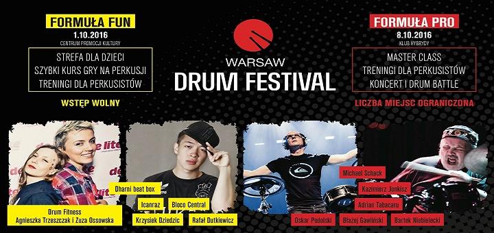 Warsaw Drum Festival