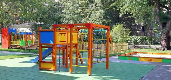 Wola kończy modernizację 23 ogrodów przedszkolnych