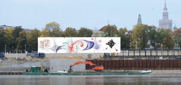 Tak będzie wyglądał pawilon Muzeum Sztuki Nowoczesnej nad Wisłą