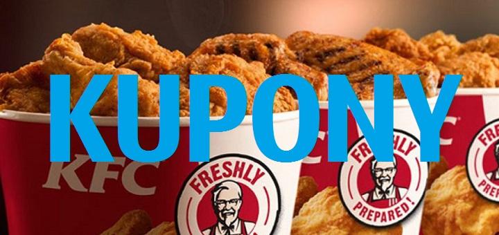 Kupony zniżkowe KFC