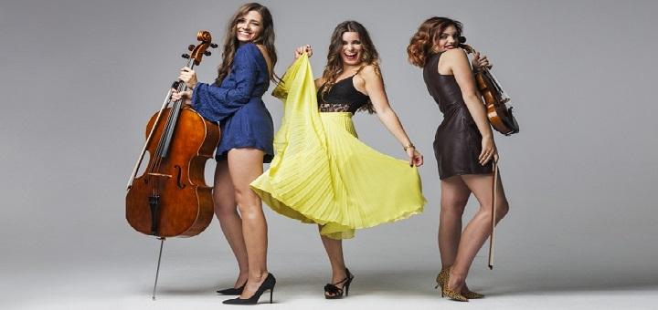 Freedom klasycznie – koncert zespołu Classic Sisters