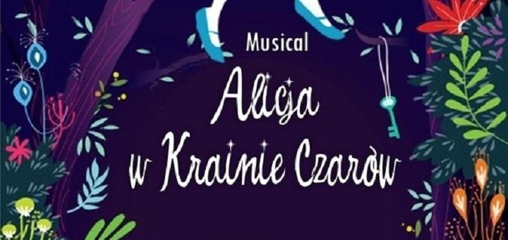 Musical Alicja w Krainie Czarów