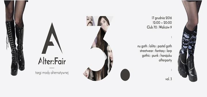 Alterfair vol. 3 Targi mody alternatywnej