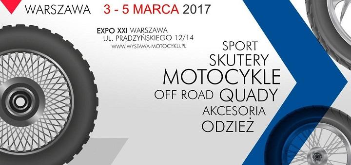 MOTO EXPO Polska 2017 - Wystawa Motocykli i Skuterów w Warszawie