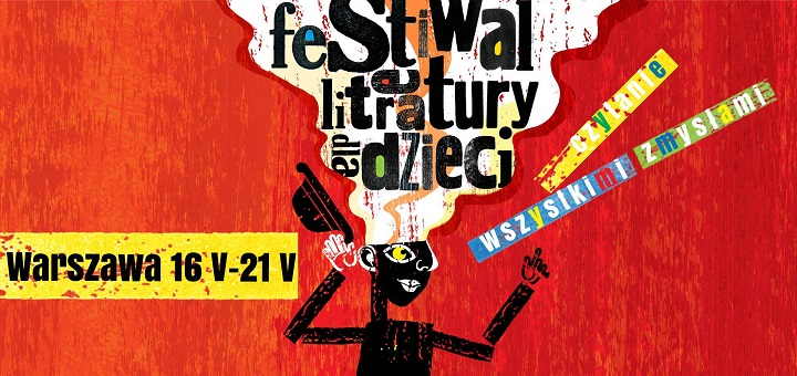 Festiwal Literatury Dla Dzieci 2017