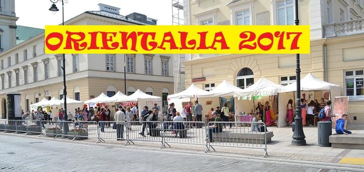 Orientalia 2017