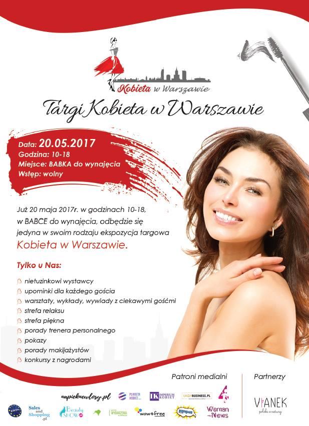 Targi Kobieta w Warszawie