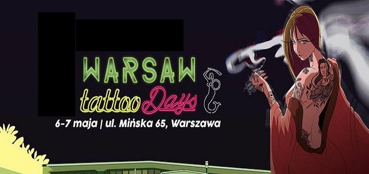 Warsaw Tattoo Days 2017