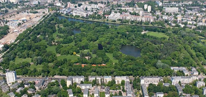 W Warszawie mają powstać Ogrody Polsko-Niemieckie