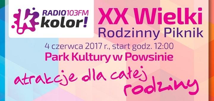 XX Wielki Rodzinny Piknik Radia Kolor