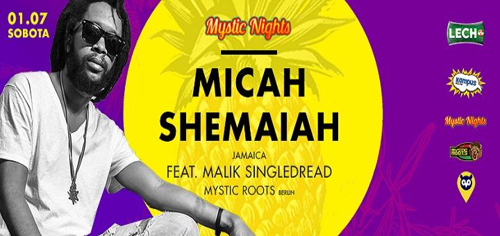 Mystic Nights Micah Shemaiah feat. Malik Singledread
