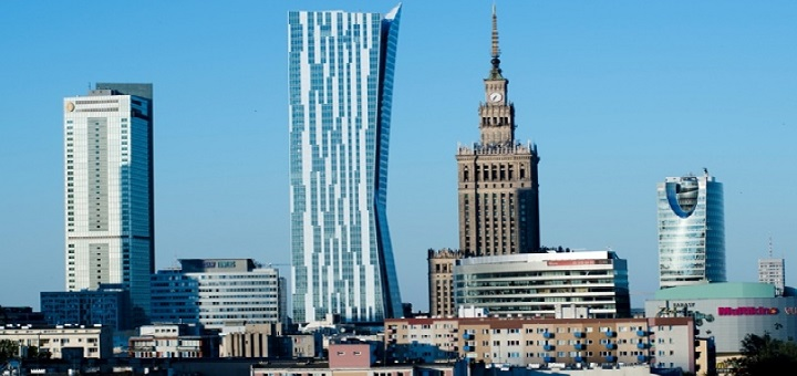 1. miejsce Warszawy w rankingu miast bezpiecznych i otwartych