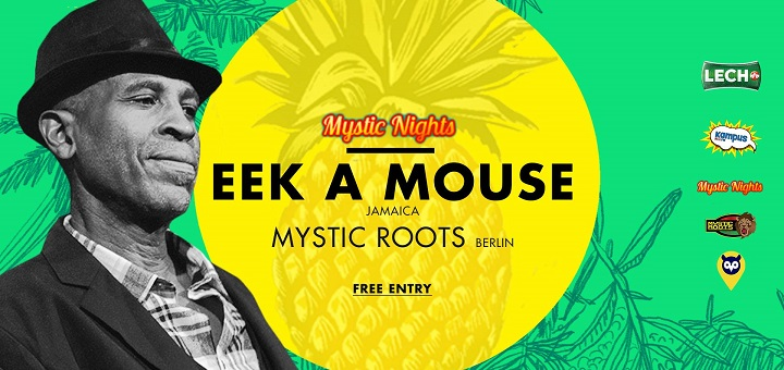 Mystic Nights - Eek A Mouse (JAM)