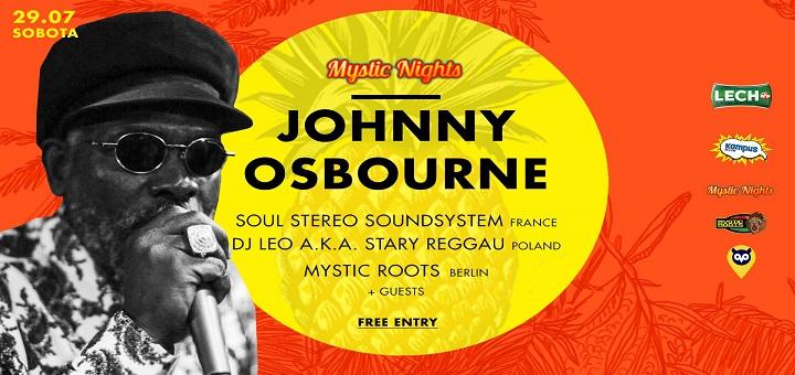 Mystic Nights - Johnny Osbourne (JAM)