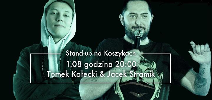 Stand-up na Koszykach!