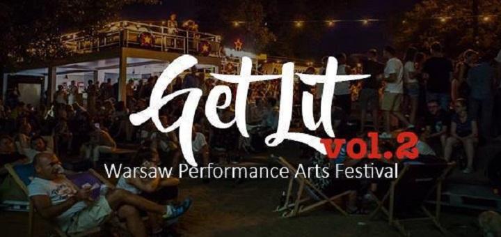 Get Lit Festival vol 2!