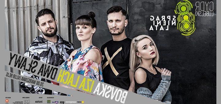 Spragnieni Lata 2017 Warszawa - Bovska Iza Lach Dwa Sławy