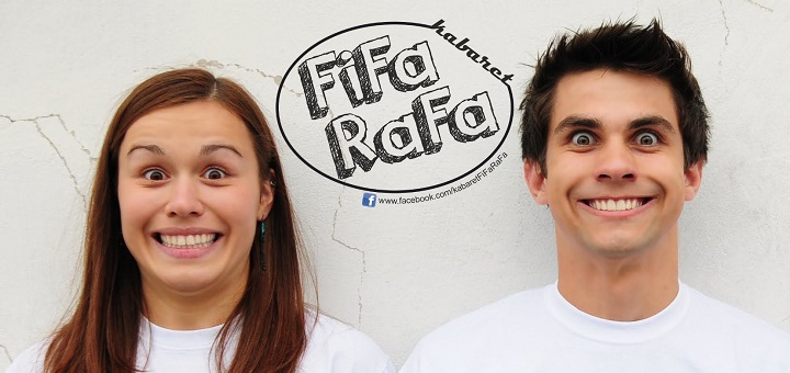 Kabaret Fifa-Rafa na Ursynowie