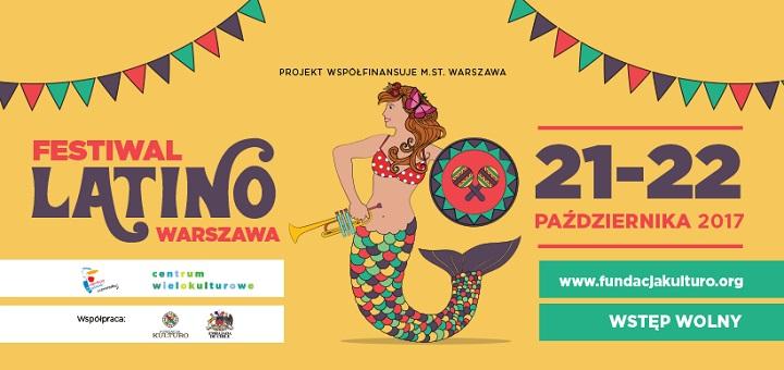 Festiwal Latino Warszawa 2017