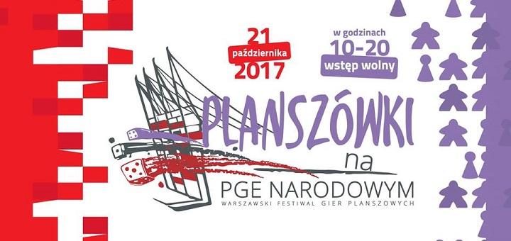 Planszówki na PGE Narodowym 2017
