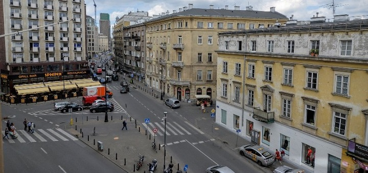 Plac Pięciu Rogów już wkrótce w nowej odsłonie