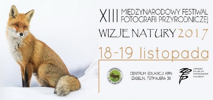 Festiwal Wizje Natury 2017