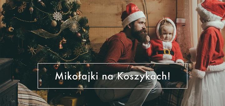 Mikołajki na Koszykach Koncert De Mono