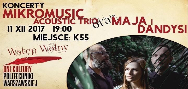 Mikromusic & Maja Kapłon - Dni Kultury PW