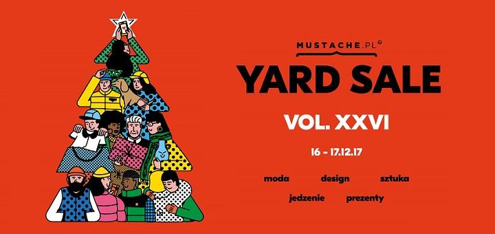 Mustache.pl YARD SALE vol. 26