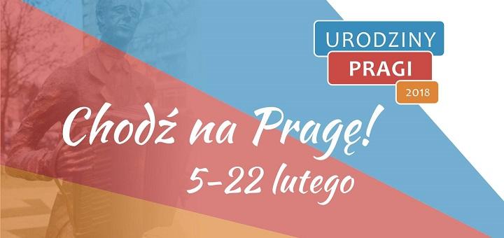 Chodź na Pragę! 2018