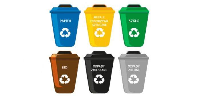Zmiany w systemie segregacji śmieci od przyszłego roku