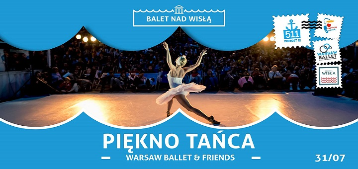 Balet nad Wisłą Piękno Tańca