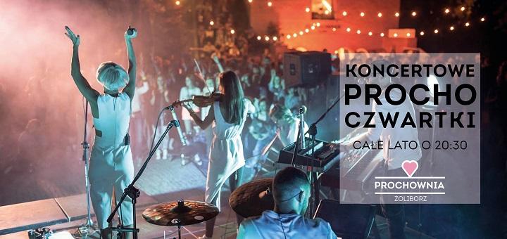 Koncertowe ProchoCzwartki