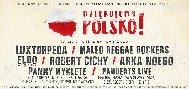 Festiwal Dziękujemy Polsko!