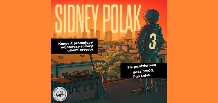Koncert Sydneya Polaka w Lolku
