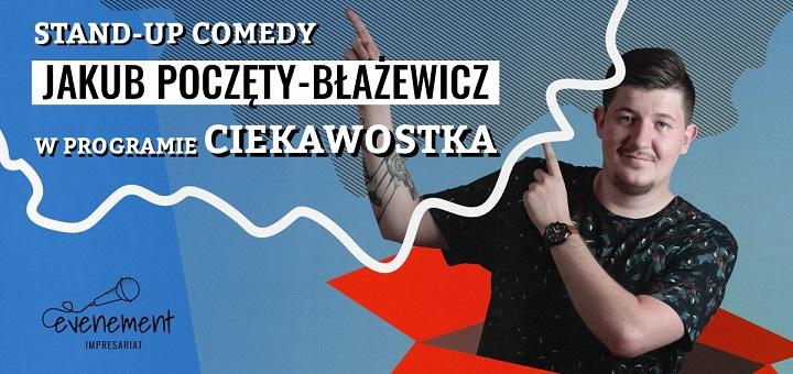 Stand-Up w Worku: Jakub Poczęty Błażewicz
