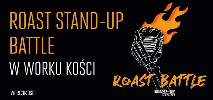 Roast Stand-Up Battle w Worku Kości