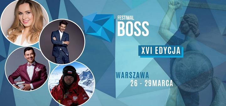 Festiwal BOSS Warszawa 2019